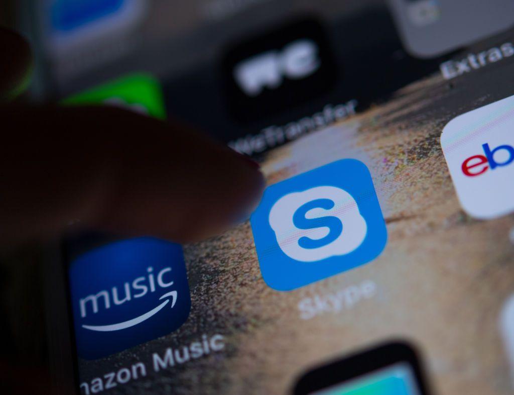 سكايب يتيح خاصية مشاركة الشاشة اثناء المكالمات