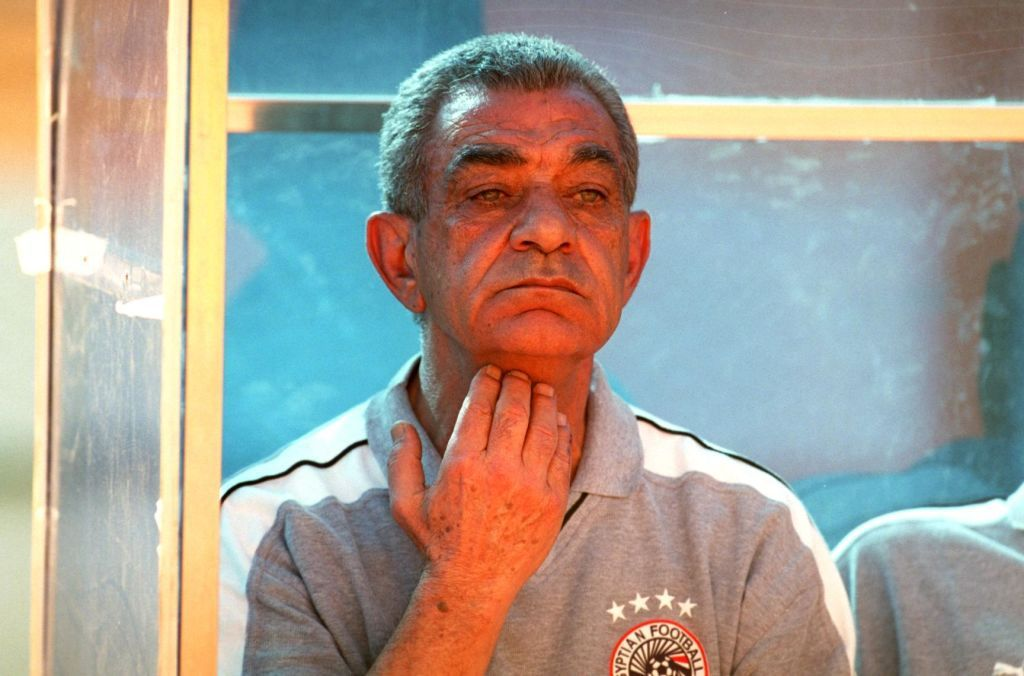 El Gohary Mahmoud, Egypt Coach (Photo by Adam Davy/EMPICS via Getty Images)