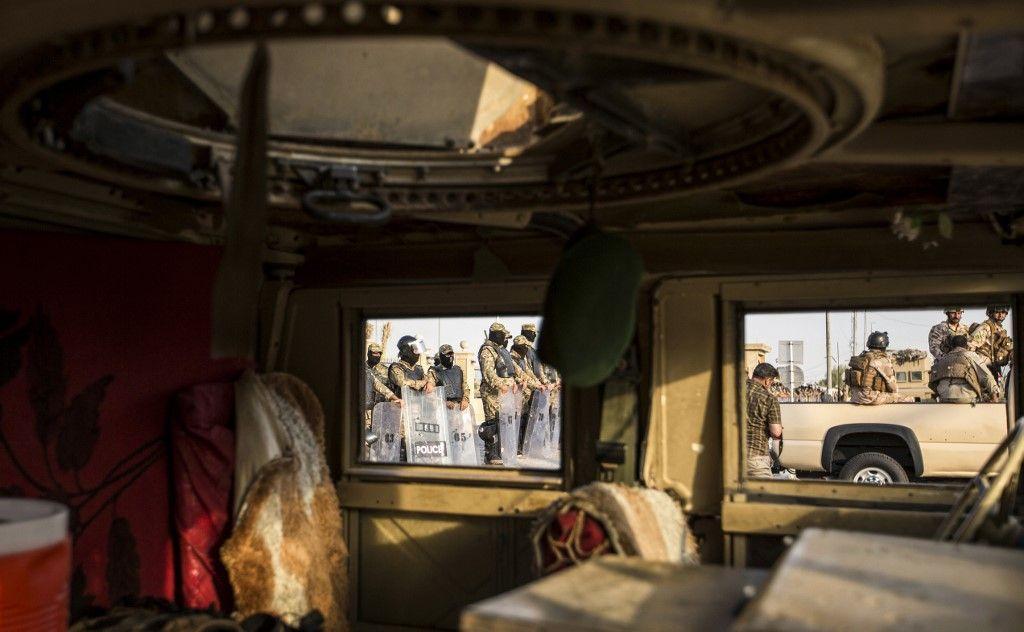 القوات العراقية تطهر 50 قرية من داعش