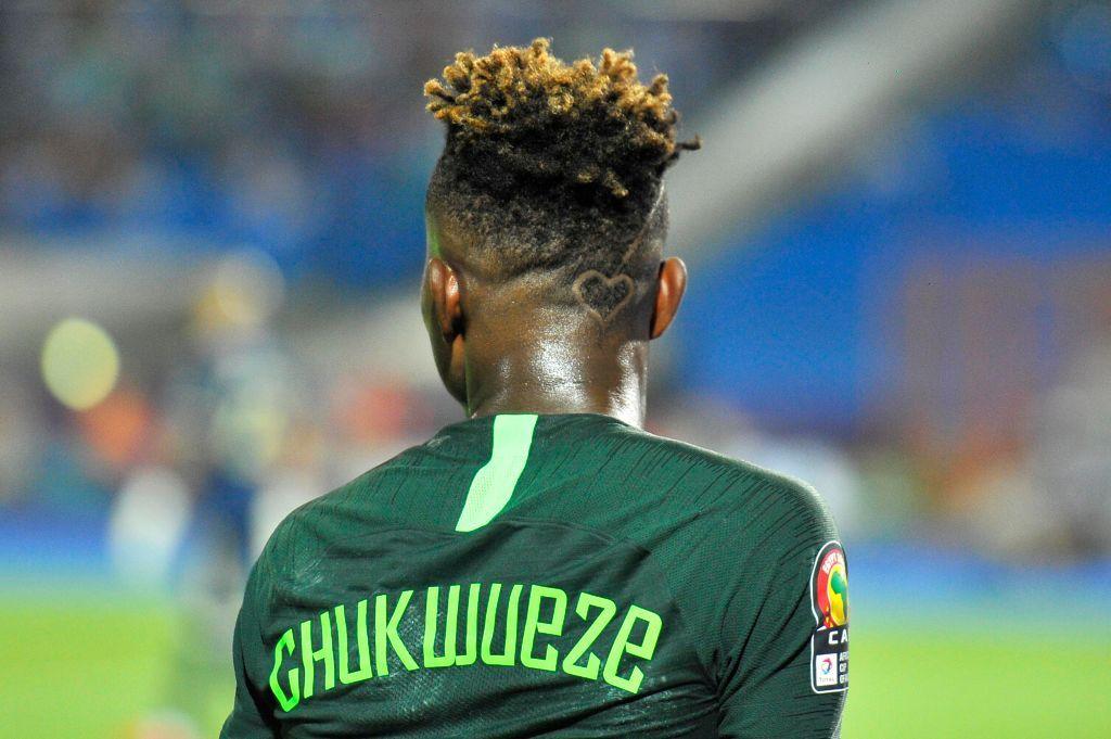 Nigeria's FW Samuel Chukwueze (Photo by Mohamed Mostafa/NurPhoto via Getty Images)