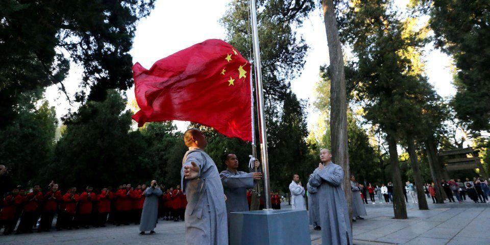Yuan Xiaoqiang/Orient Today via Reuters