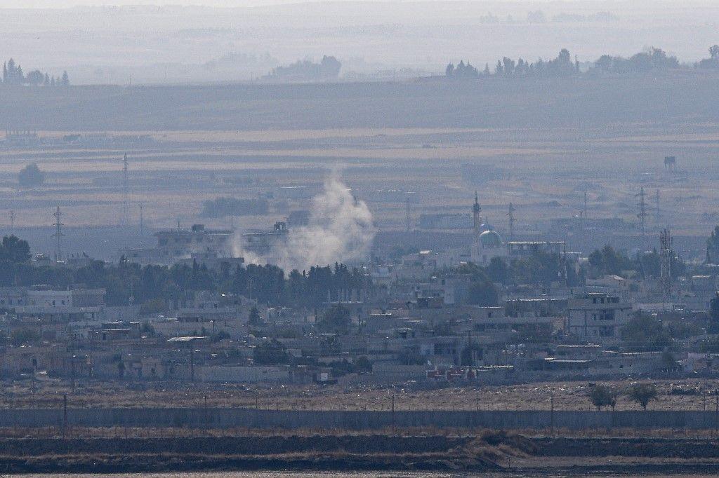 الجولات الأمريكية مستمرة في الشمال السوري لمراقبة سجون داعش