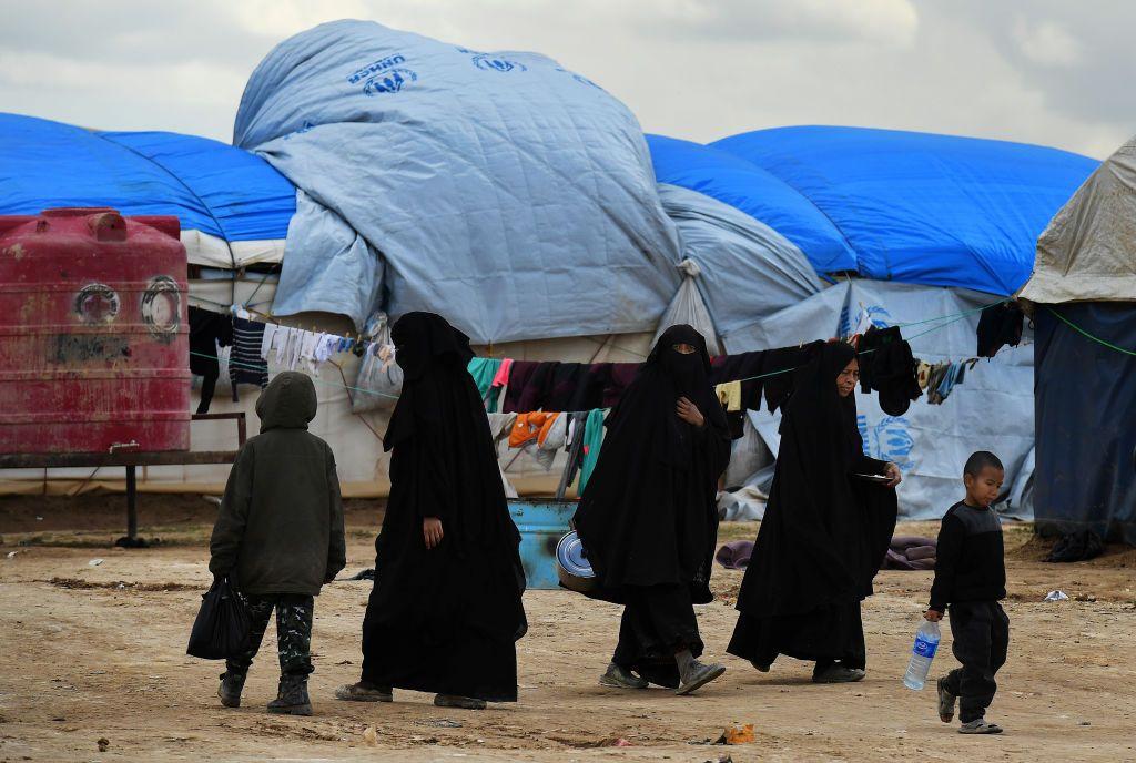 """""""ولاية الهول"""".. المخيم الذي يحتضن الجيل القادم من تنظيم داعش"""