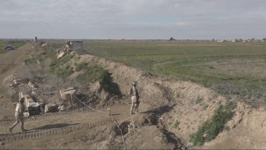 معارك الشمال السوري تسببت بتسلل مسلحي داعش إلى الأراضي العراقية