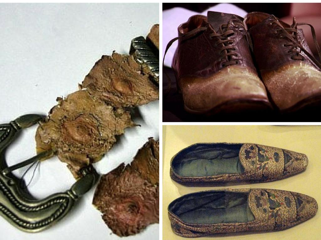 08540810ca8a3 بالصور  موقع بريطاني يبيع أحذية وحقائب من جلود البشر!